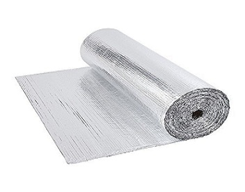 Duct insulation wrap