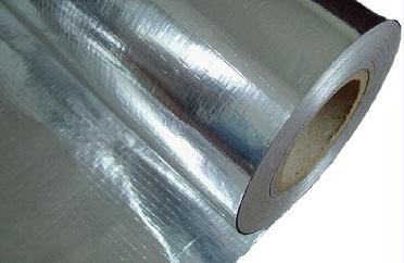 Solid Radiant Barrier Foil