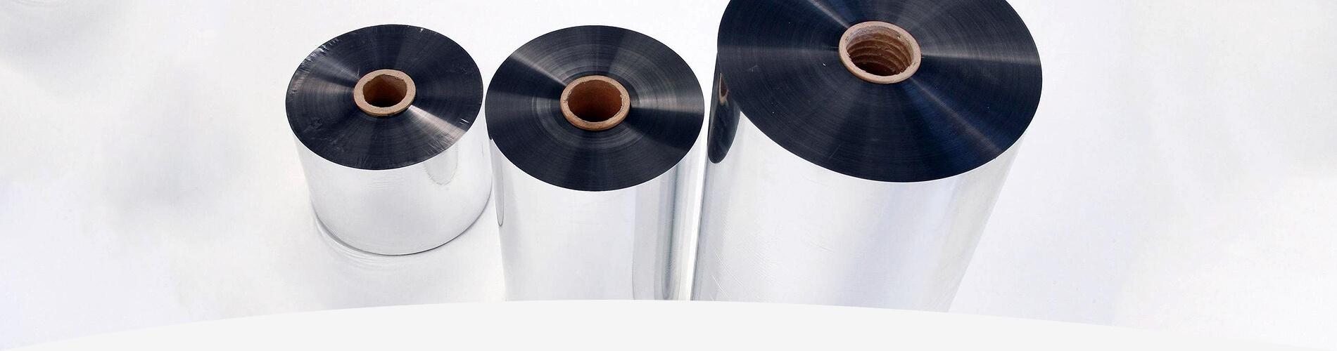 Metalized film - Metalized PET film, Metalized OPP film