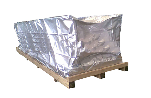 Anti-rust alu laminated barrier packaging film for sea transporation