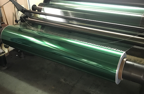 alu foil pet moisture barrier film for waterproofing with customized printing