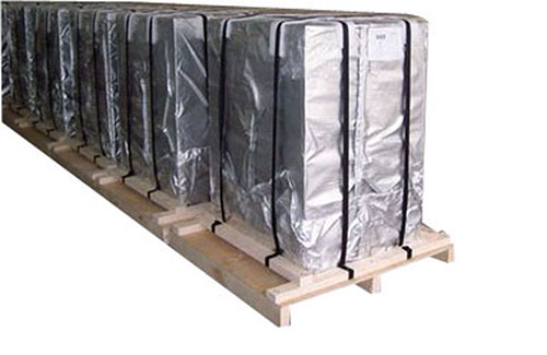Moisture proof Insulation liner anticorrosion barrier foil for Panel Export Packaging service