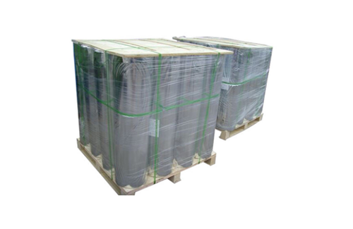 Pet alu pa pe high strength vacuum packaging film for machines and instrument parts