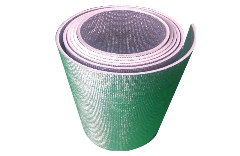 Double Foil EPE/XPE Foam Insulation - Al Foil / Foam / Al Foil