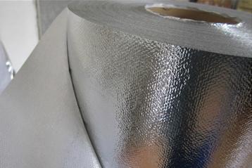 Aluminum foil Non woven fabric